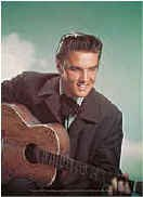 Elvis Presley Poster Flag Acoustic Guitar Tapestry CLEARANCE
