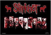Slipknot Poster Flag Ram Collage Tapestry