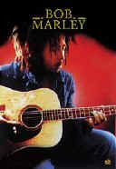 Bob Marley Poster Flag Acoustic Guitar Tapestry