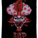 Insane Clown Posse Iron-On Patch Red Genie