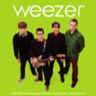 Weezer Vinyl Sticker Green Group Photo