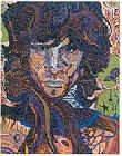 The Doors Window Sticker Jim Morrison