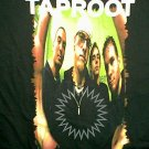 Taproot T-Shirt Welcome Black Size Medium