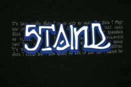Staind T-Shirt Been Awhile Black Size Large CLEARANCE