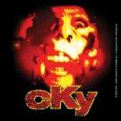 CKY Vinyl Sticker Face Logo Camp Kill Yourself