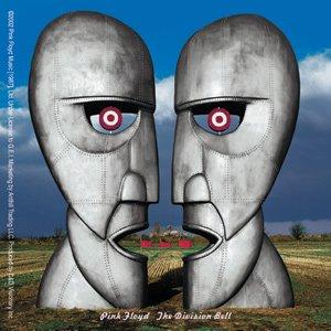 Pink Floyd Vinyl Sticker Division Bell Logo