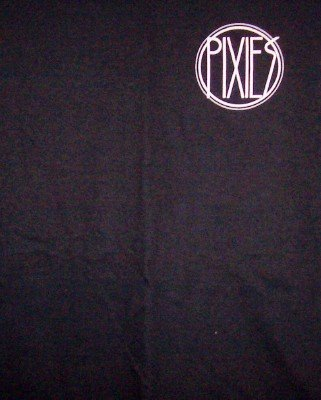 Pixies T-Shirt Sellout Tour Black Size Large