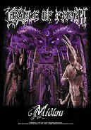 Cradle of Filth Poster Flag Midian Tapestry