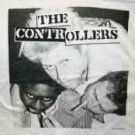 The Controllers T-Shirt Group Photo White Size Medium