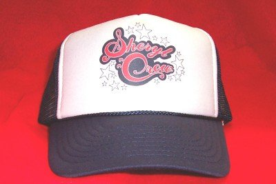 Sheryl Crow Mesh Trucker Hat One Size Fits All