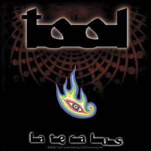 Tool Vinyl Sticker Lateralus Eye Logo