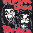 Insane Clown Posse Vinyl Sticker Duo with Dreads