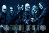Dimmu Borgir Poster Flag Band Photo Logo Tapestry