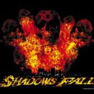 Shadows Fall Poster Flag Dead World Logo Tapestry