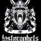 Lost Prophets Vinyl Sticker Monkey Logo