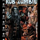 Rob Zombie Vinyl Sticker Hellbilly Deluxe Logo