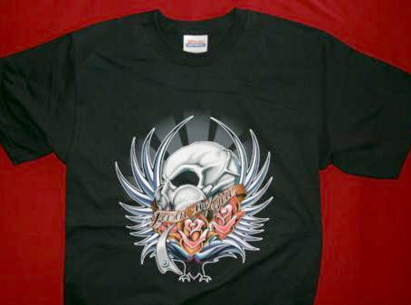 Poison the Well T-Shirt To Die For Black Medium