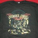 Stone Sour T-Shirt Refuse Group Logo Black Medium