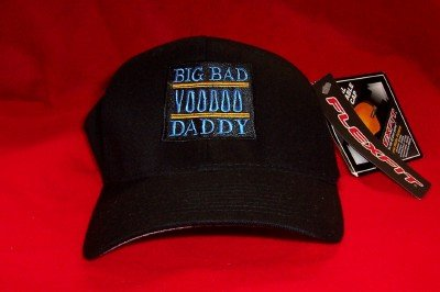 Big Bad Voodoo Daddy Hat Black Size Large XL