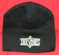 The Vines Beanie Hat Black One Size Fits All