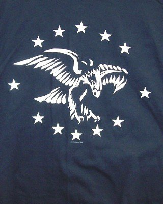 Steve Miller Band T-Shirt Eagle Last Call Tour Navy Blue Size XL
