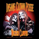 Insane Clown Posse Vinyl Sticker Wicked Clowns