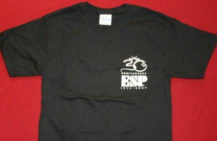 ESP Guitars T-Shirt 30th Anniversary Black Size XL