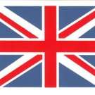 British Flag Vinyl Sticker Union Jack Logo
