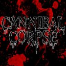 Cannibal Corpse Poster Flag Red Skull Tapestry