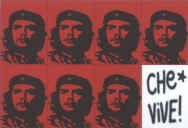 Che Guevara Poster Flag Vive Tapestry
