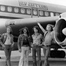 Led Zeppelin Poster Flag Airplane Photo Tapestry