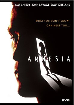 Amnesia DVD Ally Sheedy, John Savage, Sally Kirkland