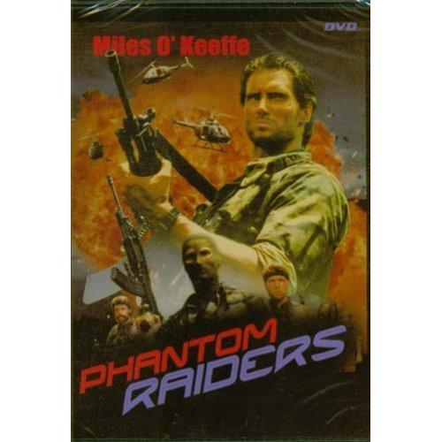 Phantom Raiders DVD Miles O'Keeffe