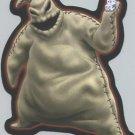 Nightmare Before Christmas Vinyl Sticker Oogie Boogie