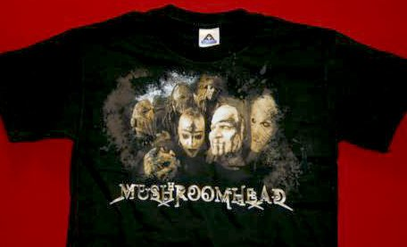 Mushroomhead T-Shirt The Sorrow Black Size Large
