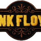 Pink Floyd Iron-On Patch Die Cut Logo