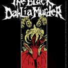 Black Dahlia Murder Vinyl Sticker Squid Logo