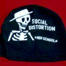 Social Distortion Infant Skull Cap New School One Size