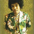 Jimi Hendrix Vinyl Sticker Jacket Photo Logo