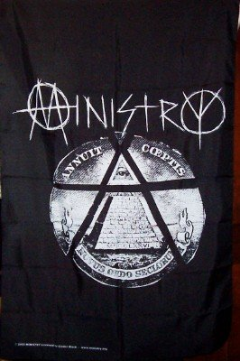 Ministry Poster Flag The Great Seal Tapestry