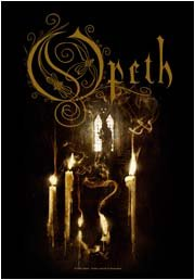 Opeth Poster Flag Ghost Reveries Tapestry