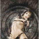 Luis Royo Poster Flag Chained Tapestry