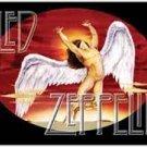 Led Zeppelin Poster Flag Icarus Logo Tapestry