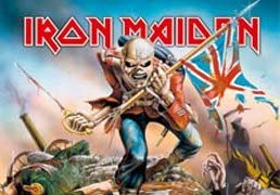 Iron Maiden Poster Flag The Trooper Tapestry