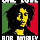 Bob Marley Poster Flag One Love Tapestry