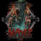 Slayer Vinyl Sticker Soldier Logo