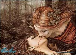 Victoria Frances Poster Flag Kiss Tapestry