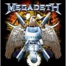 Megadeth Poster Flag Eagle Logo Tapestry