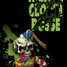 Insane Clown Posse Poster Flag Hatchet Skull Tapestry