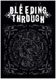 Bleeding Through Poster Flag Lost Logo Tapestry